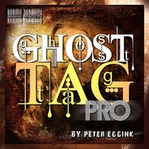 GHOST TAG PRO BY PETER EGGINK