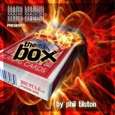 THE BOX BY PHIL TILSTON
